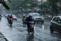 Dự báo thời tiết ngày và đêm nay (2/7): Hà Nội mưa dông, vùng núi Bắc Bộ đề phòng lũ quét và sạt lở đất