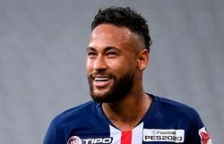neymar psg du suc vo dich champions league
