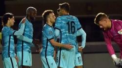 Liverpool ghi 7 bàn thắng ở trận ra mắt Carabao Cup