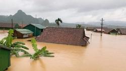 Dự báo thời tiết 3 ngày tới (9-11/10): Cảnh báo thời tiết nguy hiểm do Trung Bộ mưa lớn diện rộng kéo dài; Bắc Bộ, Tây Nguyên, Nam Bộ ngày nắng