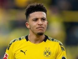 Dortmund 'bật đèn xanh' bán Jadon Sancho cho Man Utd Hè tới
