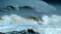Dự báo thời tiết biển ngày và đêm nay (22/10): Bắc Biển Đông gió giật cấp 14, biển động dữ dội