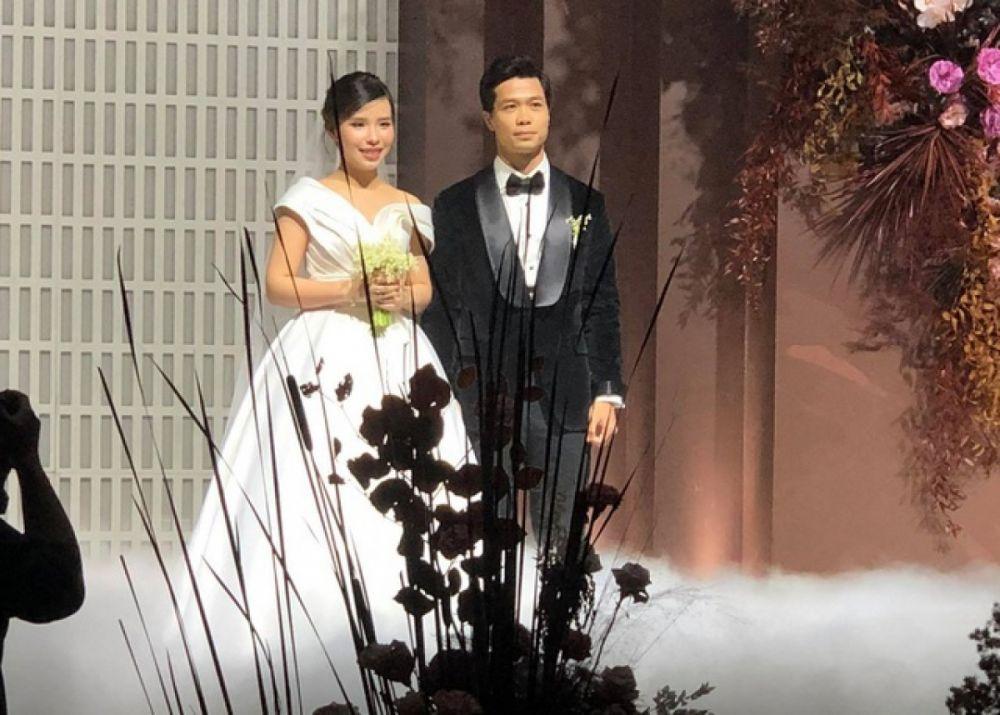Đám cưới Công Phượng: Tình yêu và sự nghiệp thăng hoa