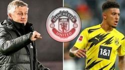 Man Utd muốn hoàn thành giấc mơ chiêu mộ Jadon Sancho, bán Martial và ký Dembele