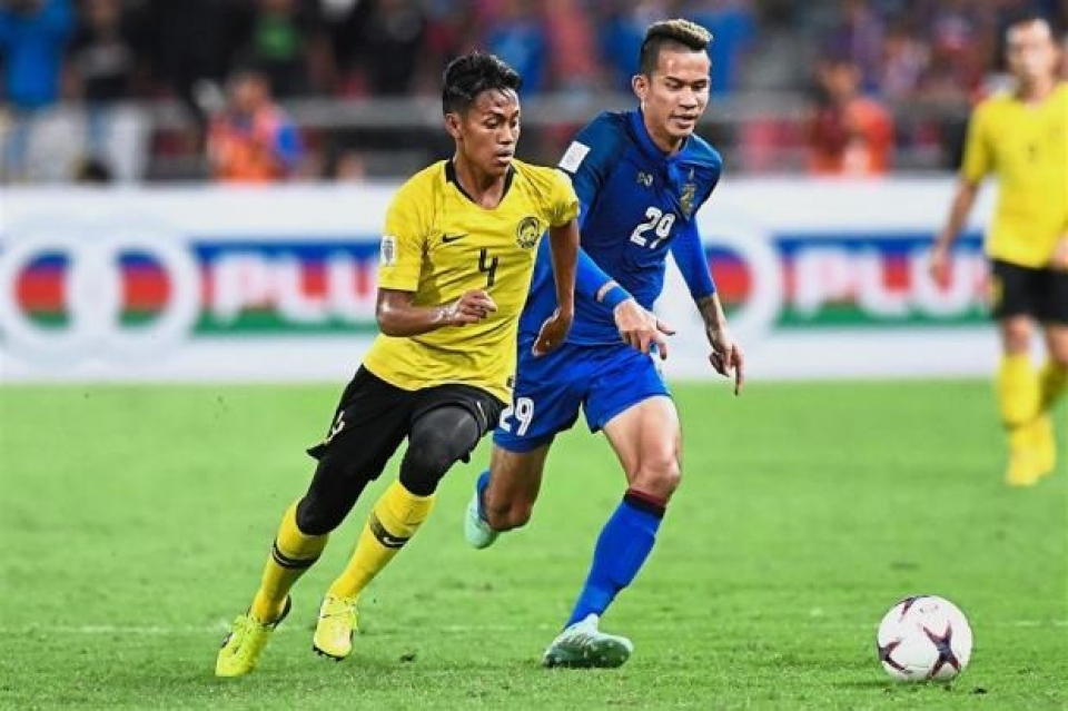 aff cup 2018 malaysia tra gia dat cho tam ve vao chung ket