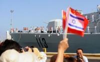 """Israel bắt đầu cảnh giác với """"sự quan tâm"""" của Trung Quốc"""