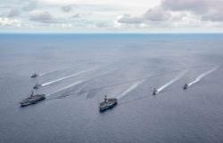 Biển Đông: Mỹ ra chính sách lịch sử, giới chuyên gia báo động nguy cơ xung đột gia tăng