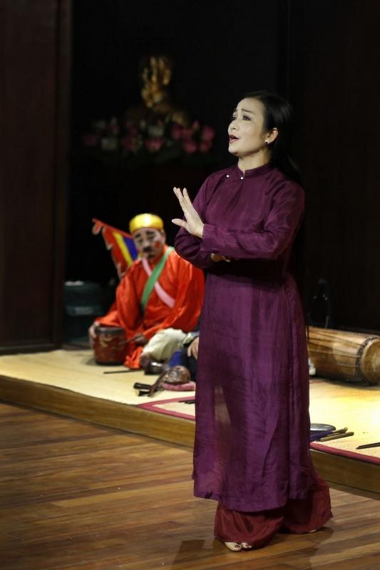 Đón xem Đêm nhạc truyền thống và đương đại tái hiện Thăng Long - Hà Nội
