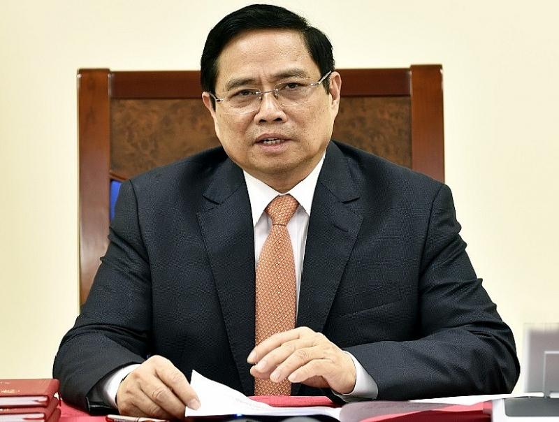 Thủ tướng Chính phủ Phạm Minh Chính. (Nguồn: VGP)