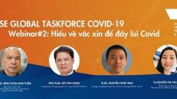 Chuyên gia Việt Nam toàn cầu chia sẻ kiến thức về vaccine để đẩy lùi Covid-19