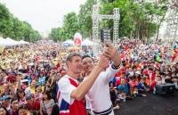 8.000 người sẽ tham dự chạy bộ gây quỹ từ thiện Charity Fun Run 2019 tại Việt Nam