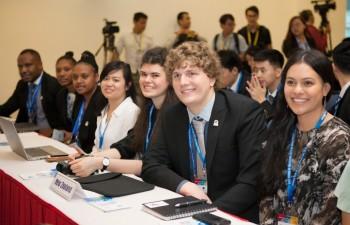 Động lực trẻ cho tương lai APEC