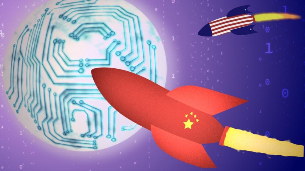 Mỹ-Trung Quốc đang vướng vào cuộc đua 'cường quốc không gian'