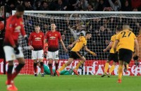 wolves 2 1 man utd quotquy doquot chia tay fa cup
