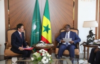 senegal hopes for stronger all round ties with vietnam