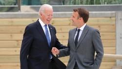 Hậu AUKUS: Tổng thống Mỹ-Pháp điện đàm, nhấn mạnh vấn đề phòng thủ châu Âu