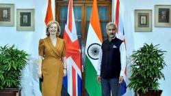 Ngoại trưởng Anh-Ấn Độ hội đàm, thúc đẩy hợp tác song phương