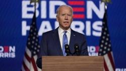 Bầu cử Tổng thống Mỹ 2020: Ứng viên Joe Biden tin có thể chiến thắng với hơn 300 phiếu đại cử tri