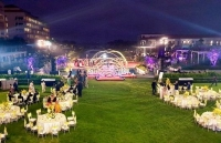 sheraton grand danang resort held the mysterious wedding of indian super rich couple