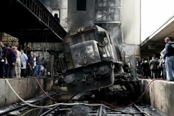 Thông tin về người Việt Nam trong vụ hoả hoạn lớn tại nhà ga ở Ai Cập