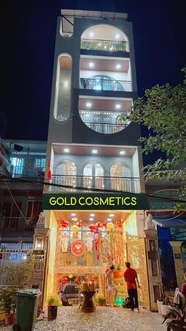 Gold Cosmetics: Thành công nhờ đam mê và tâm huyết chân thành