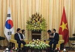 Bí thư Thành ủy Nguyễn Văn Nên: 'Mối quan hệ song phương vì lợi ích của hai dân tộc'