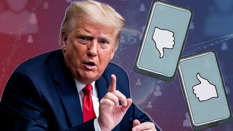 Facebook 'cấm cửa' ông Trump 2 năm, cựu Tổng thống Mỹ dọa trả đũa khi trở lại Nhà Trắng