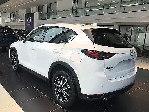 Cập nhật giá xe Mazda CX-5 lăn bánh tháng 10/2020