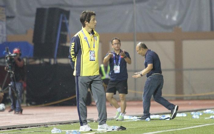 hlv akira nishino da co ke hoach cho moi doi thu u23 thai lan quyet lay ve olympic 2020