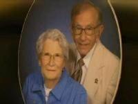 Cặp vợ chồng kết hôn 72 năm chết vẫn nắm tay nhau