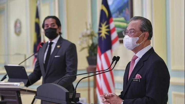 Tiêm phòng vaccine Covid-19: 'Trùm cuối' trong chính trường Malaysia