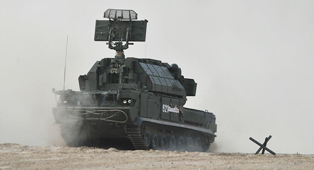 Hệ thống tên lửa phòng không Tor-M2 hiện đại bậc nhất của Nga có sức mạnh thế nào?