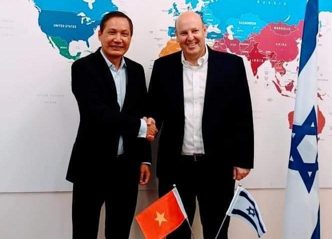 Cần 'nhắm trúng' thế mạnh của Israel về công nghệ cao để hợp tác 'lợi cả đôi bên'