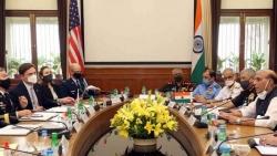 Mỹ-Ấn tổ chức Đối thoại 2+2 cấp bộ trưởng lần thứ 3