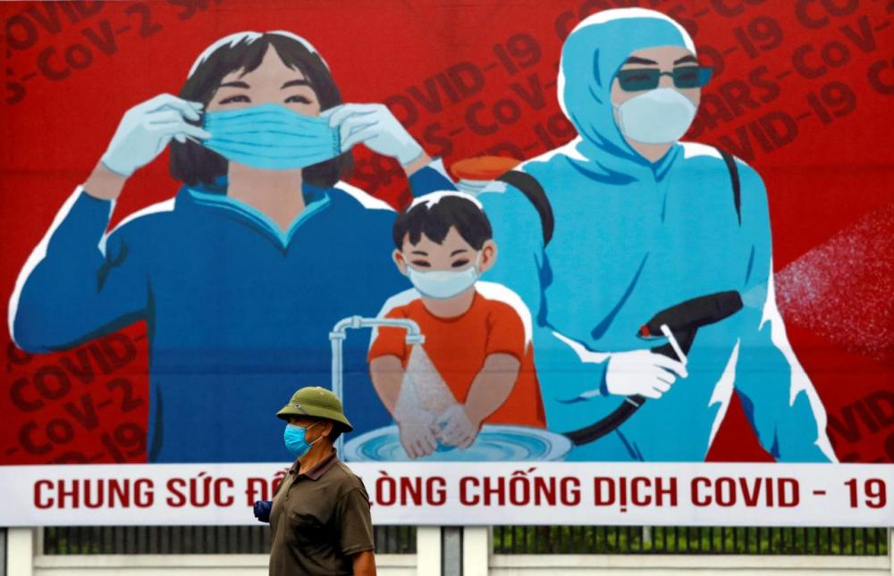 Báo Nhật: Tại sao Việt Nam thay đổi cách tiếp cận với sự tái bùng phát Covid-19?