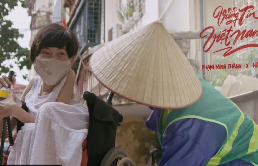 Ra mắt MV ca nhạc 'Vững tin Việt Nam', chung tay đẩy lùi Covid-19
