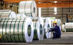 Sản lượng sắt thép xuất khẩu tăng nhưng giá lại giảm