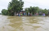 Hội người Việt tại Pháp gây quỹ hỗ trợ đồng bào vùng lũ lụt