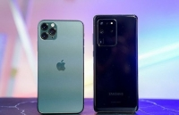 do bo doi bom tan galaxy s20 ultra va iphone 11 pro max