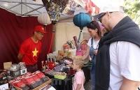 Vietnamese culture introduced at ASEAN Bazaar in Argentina