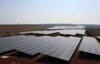 third solar power plant in dak lak inaugurated