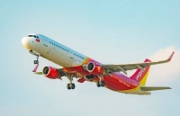 Vietjet offers 0 VND tickets to promote domestic travel after COVID-19 pandemic