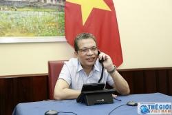 Việt Nam sẵn sàng trao đổi kinh nghiệm ứng phó dịch Covid-19 với Saudi Arabia