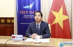 Vietnam attends UN Security Council's Open Debate on Pandemics and Security