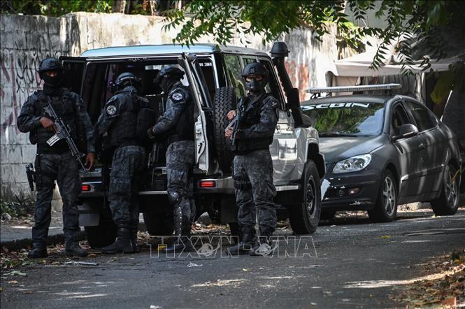 Venezuela: Đụng độ giữa cảnh sát và băng nhóm tội phạm khiến 64 người thương vong