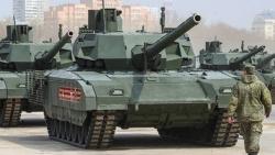 Báo Ba Lan tiết lộ các vấn đề của xe tăng T-14 Armata