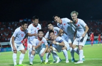world cup qualifiers vietnam earns second victory after beating indonesia 3 1