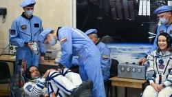 Nga lần đầu tiên đưa nghệ sĩ lên Trạm vũ trụ ISS