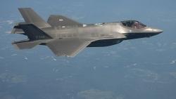 Phát hiện máy bay tàng hình F-35 không quá khó