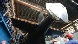 Tàu ngầm hạt nhân Nga bắn tên lửa chống hạm ở Biển Trắng